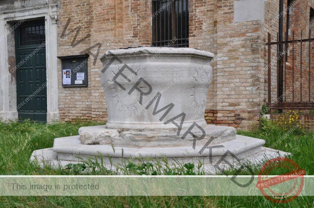 Pozzo di Corte Santa Maria degli Angeli