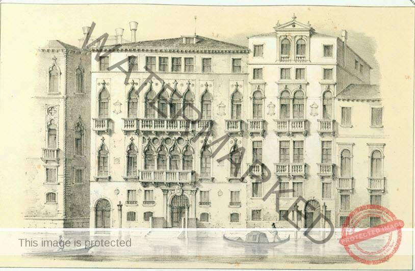 Palazzo Barbaro a San Stefano