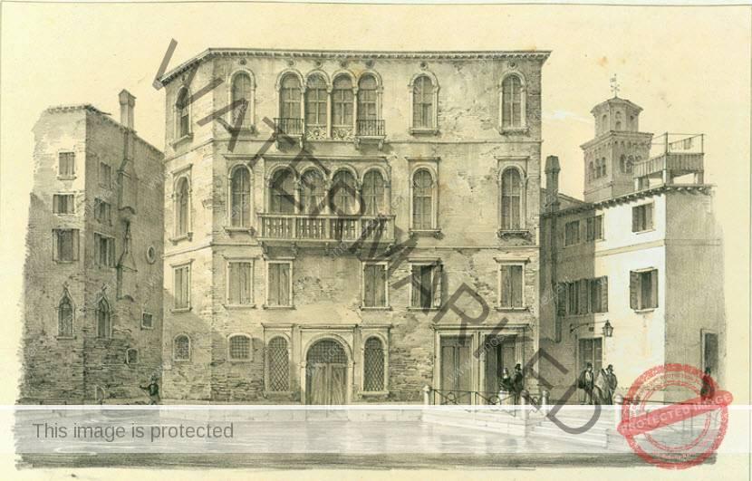 Palazzo Binaca Cappello a Sant'Apollinare