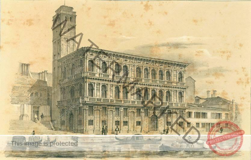 Palazzo Labia a San Geremia