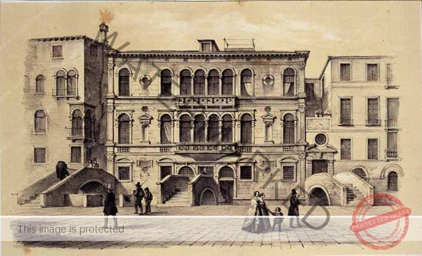 Palazzo Trevisan a Santa Maria Formosa