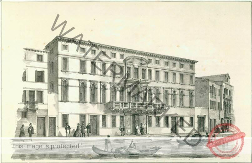 Palazzo Zenobio ai Carmini
