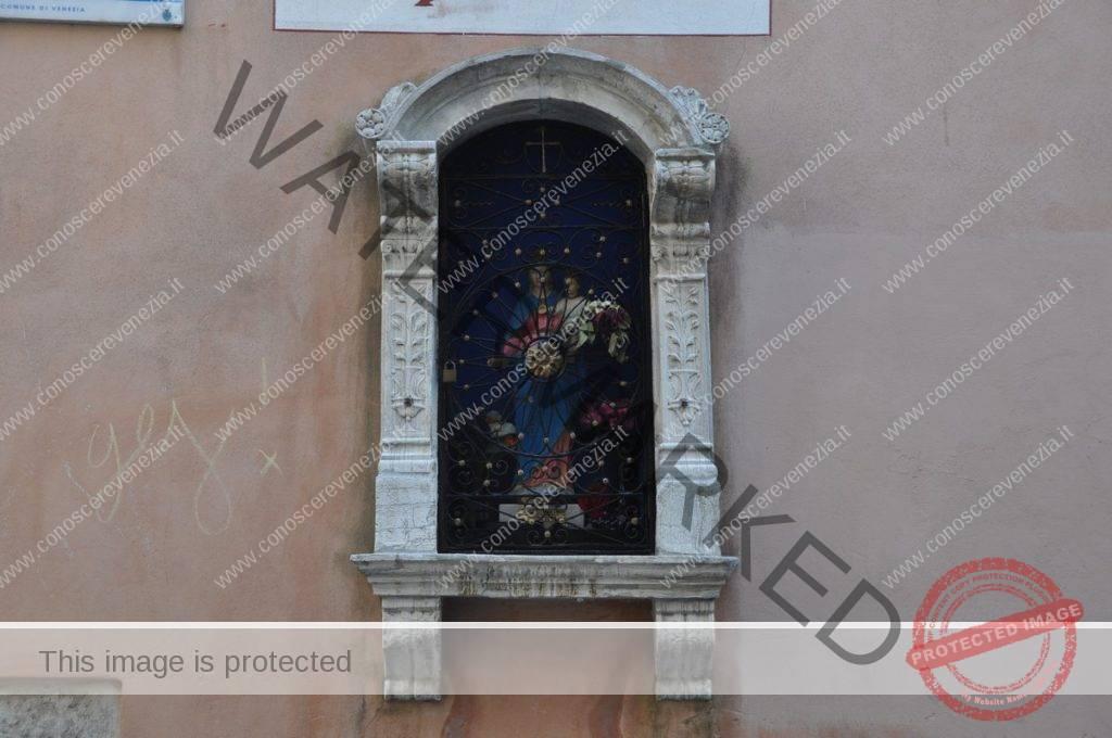 Capitèło di Ponte de le Becarie - San Polo