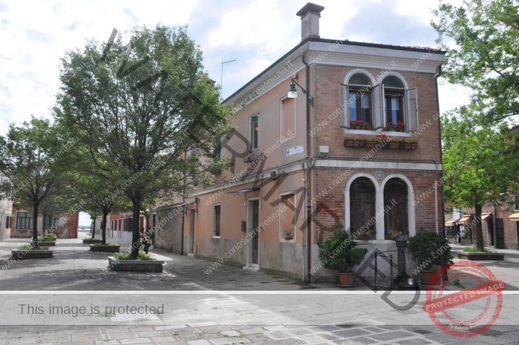 Fontana di Calle Briati - Murano