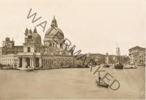 Il Bacino San Marco e la Chiesa della Madonna della Salute