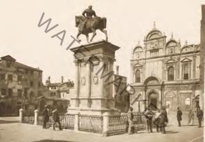 Il Campo Santi Giovanni e Paolo e il Monumento al Colleoni