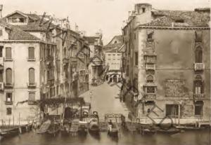 Il Campo del Tragheto a Santa Maria del Giglio