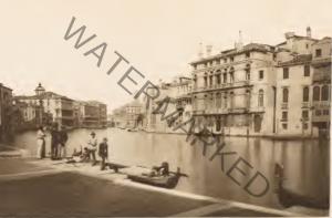 Il Canal Grande dall'Accademia