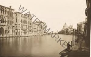 Il Canal Grande verso il Bacino San Marco