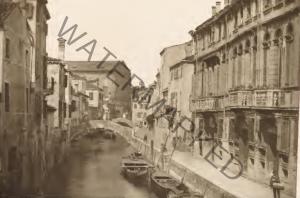 Il Rio de Santa Caterina e Fondamenta Zen