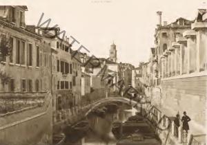 Il Rio de la Fornace e la Fondamenta de Ca' Bala