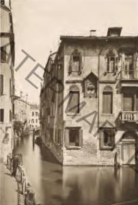 Il Rio del Mondo Novo e il Palazzo Soranzo