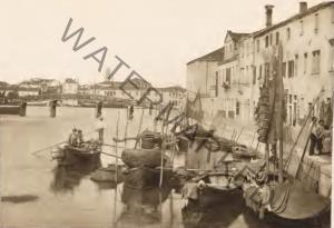 Il Rio del Ponte Longo alla Giudecca