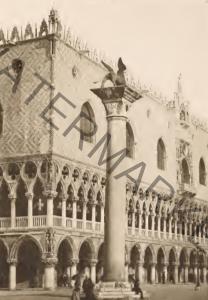 La colonna di San Marco in Piazzetta