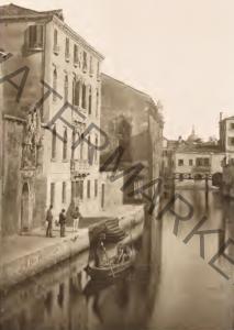 Rio de la Senza verso l'Abbazia de la Misericordia