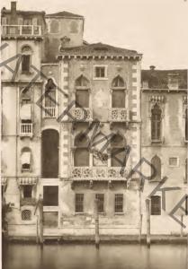 Un palazzo sul Canal Grando 1