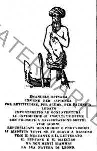 Sior Antonio Rioba  giornale buffo politico e pittoresco Data lunedì 31 luglio 1848